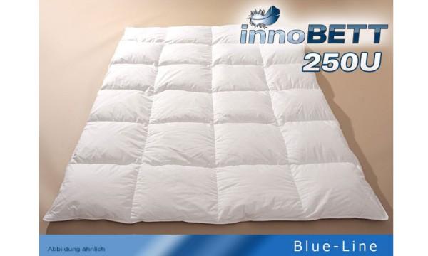 innoBett blue Kanada 250U Daunendecke