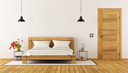 Design-Massivholzbetten