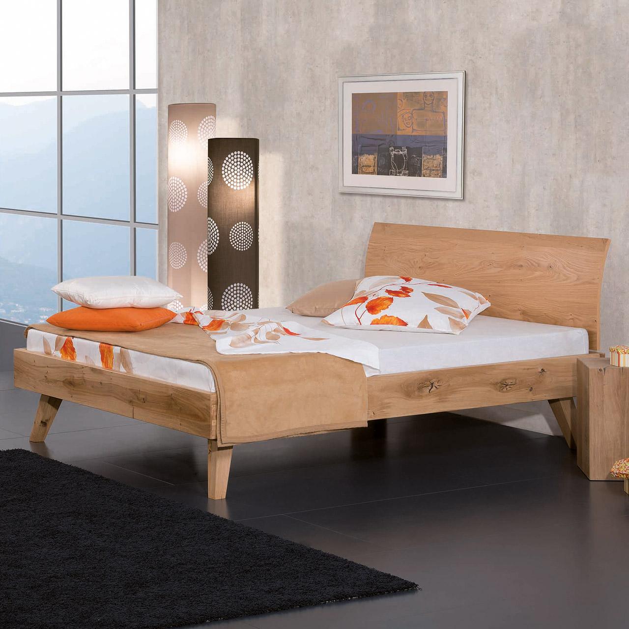 massivholzbett g nstig online kaufen matratzen. Black Bedroom Furniture Sets. Home Design Ideas